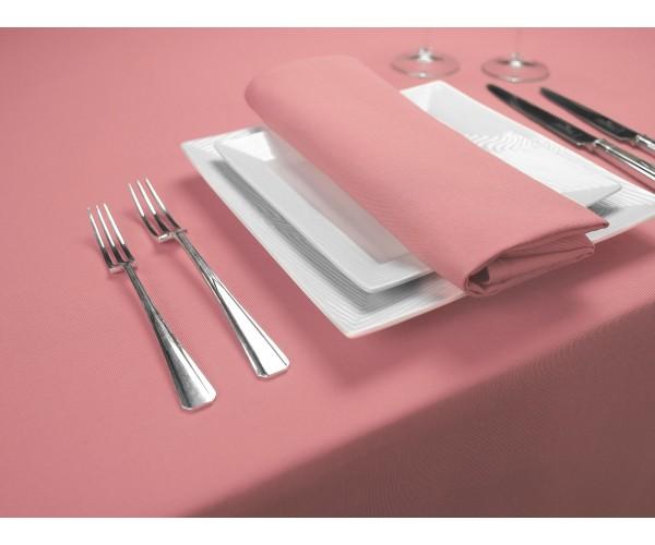 Image result for rose pink TABLE LINEN