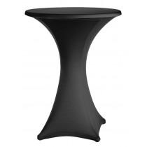 Black Spandex Poseur Tablecloth