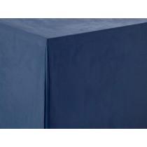 Royal Blue Sandringham Trestle Tablecloth