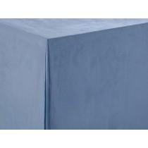 Sea Blue Sandringham Trestle Tablecloth
