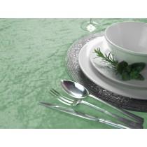 Mint Green Crushed Velvet