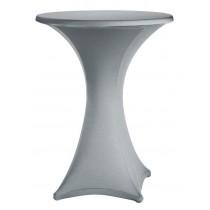 Silver Spandex Poseur Tablecloth