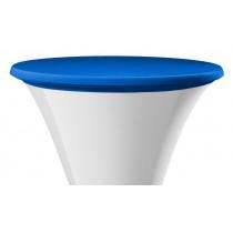 Royal Blue Spandex Table Topper