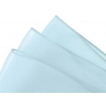 Pale Blue Organza