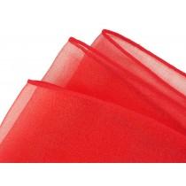 Red Organza